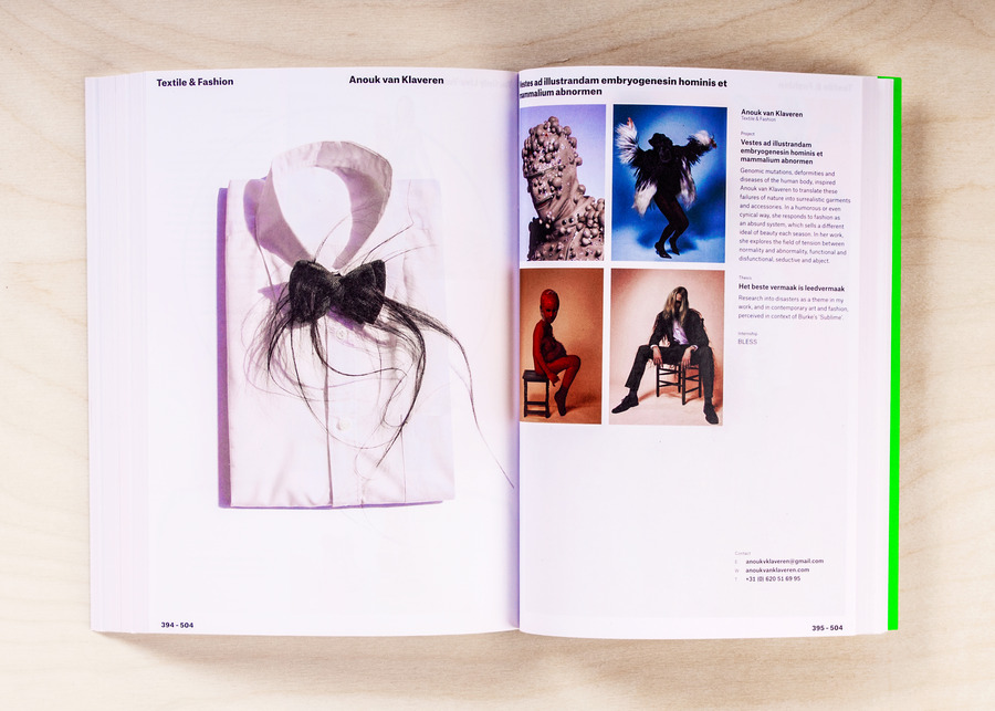 Blood sweat tears diploma   book pages12 catalogue 2x